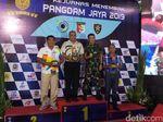 Rekor Baru Terpecahkan di Kejurnas Menembak Pangdam Jaya