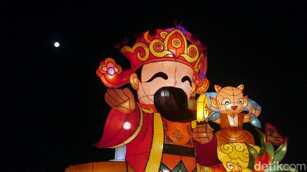Perayaan Cap Go Meh di Taiwan, Ada Festival Lampion yang Megah