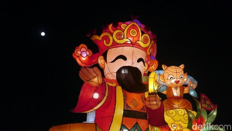 Taiwan Lantern Festival di Pingtung (Kurnia/detikTravel)
