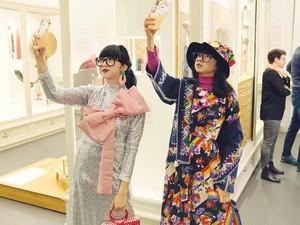 Cerita Diana Rikasari, Blogger yang Patung Lilinnya Dipamerkan di Swiss