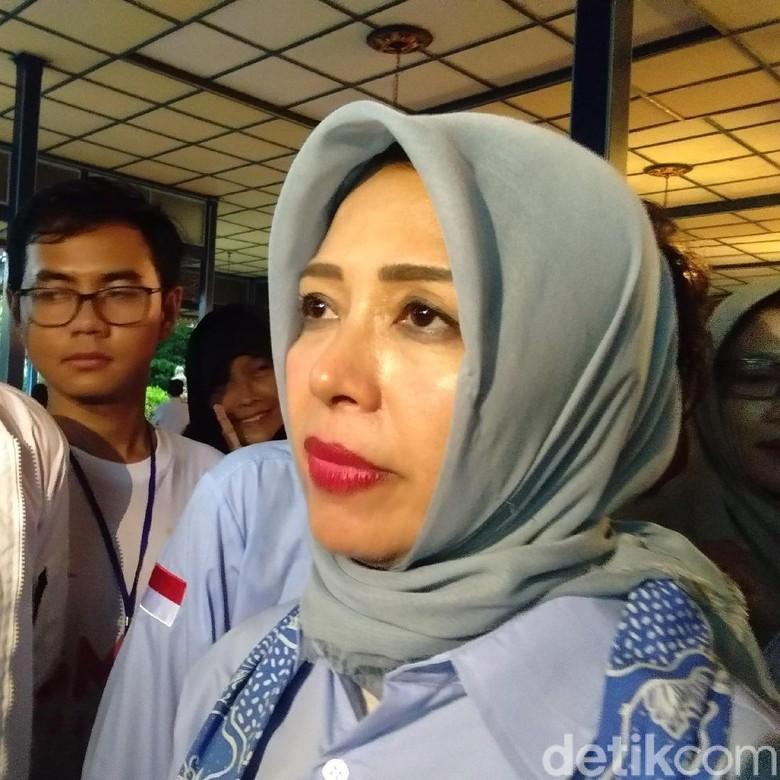 Nur Asia Uno Ajak Milenial Tidak Golput dan Emak-emak Jaga TPS