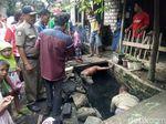 Terpeleset saat Hujan-hujanan, Balita Tewas Tenggelam di Selokan