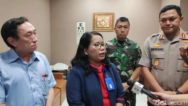 3 Orang Alami Luka Bakar di Atas 20% Akibat Ledakan di Mal Taman Anggrek