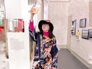 Museum di Swiss Ini Tampilkan Patung Lilin Fashion Blogger Indonesia