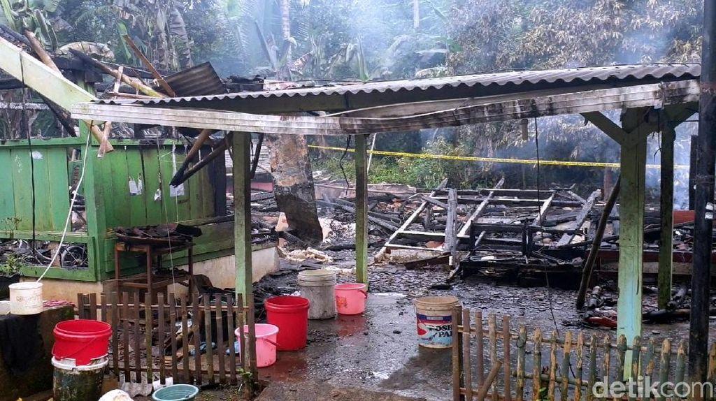 Aksi Bunuh Diri Tewaskan Satu Keluarga di Sukabumi