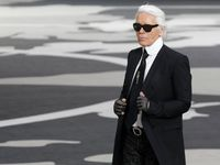 Mendiang Karl Lagerfeld Punya Kebiasaan Sehari Minum 10 Kaleng Soda