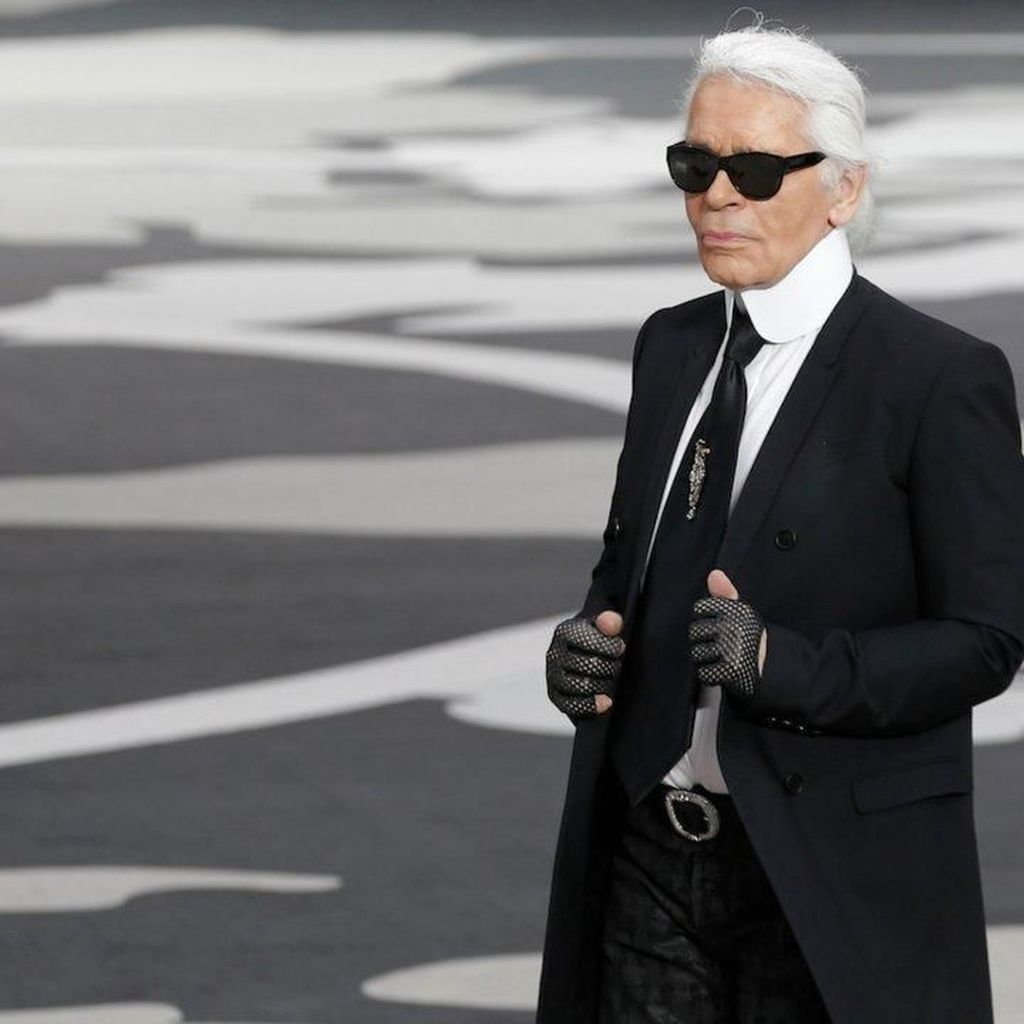 Biografi Tak Biasa dari Sosok Karl Lagerfeld Rilis 2021