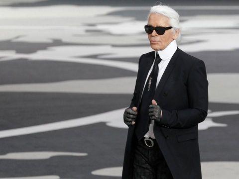 Artis Pakistan Sebut Karl Lagerfeld Kejam dan Benci Kepada Wanita Gemuk
