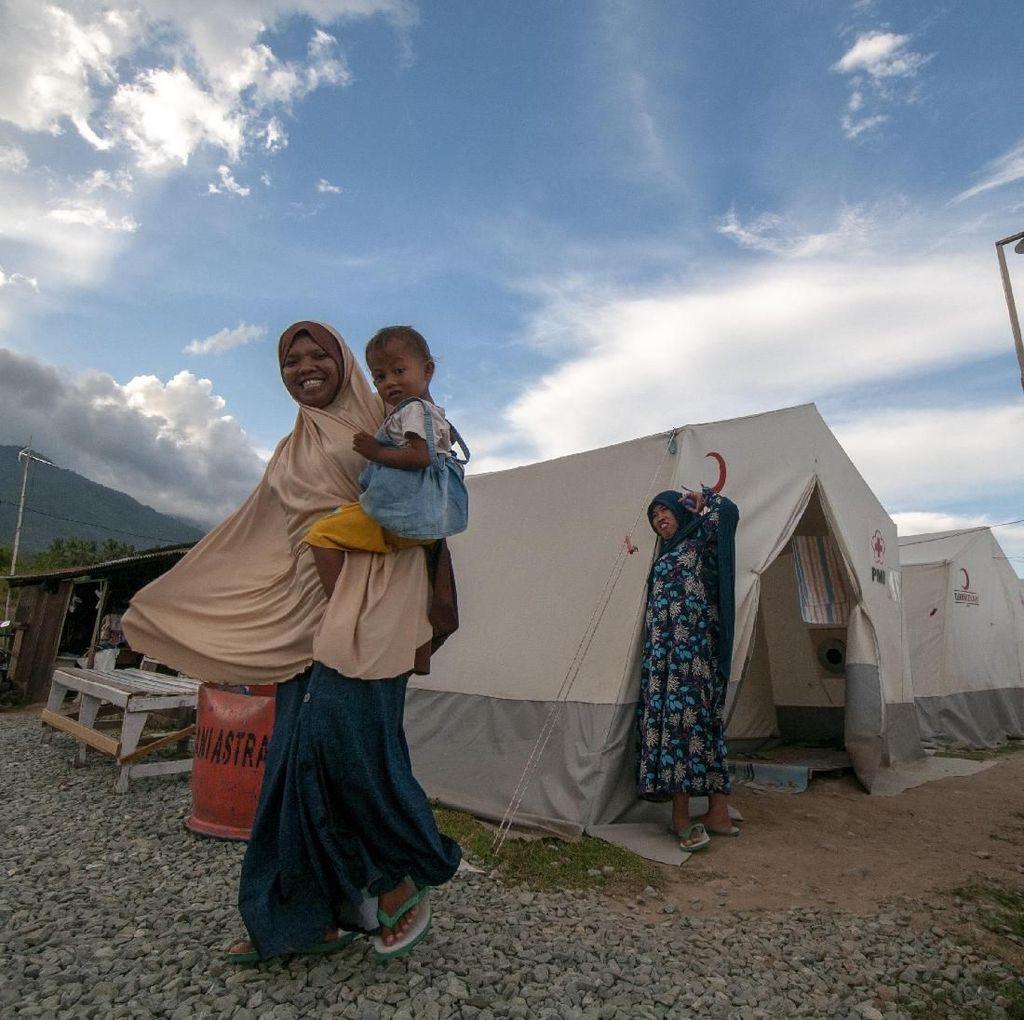 Melihat Kondisi Terkini Warga Palu 5 Bulan Usai Gempa