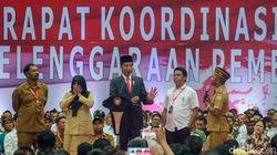 Jokowi: Kalau Sangsi Jalan Desa 191 Ribu Km, Silakan Ukur Sendiri
