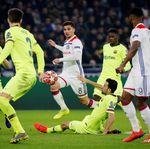 Seperti yang Dibilang Mbappe, Lyon Bisa Singkirkan Barca