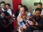 Mahfud Md: Ahok Tak Bisa Gantikan Maruf Amin Jadi Cawapres Ataupun Wapres