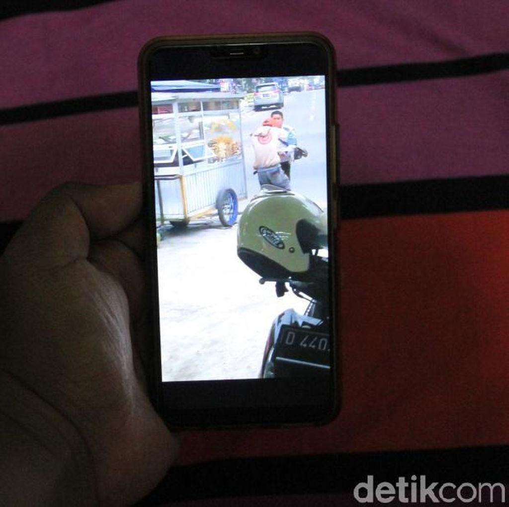 Tinju Pak Ogah, Oknum Petugas Dishub Bandung Dibebastugaskan