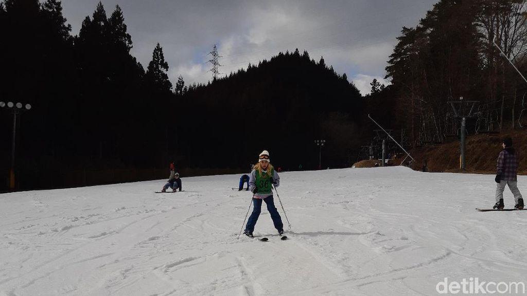 Foto: Rekomendasi Tempat Bermain Ski di Hiroshima