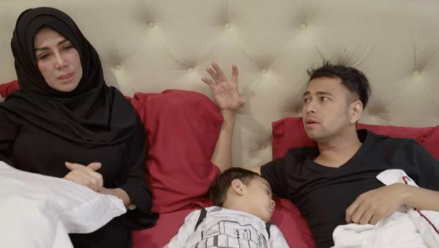 Kenangan Ibunda Saat Raffi Ahmad Lahir Prematur Seukuran Botol