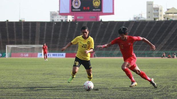 Timnas Indonesia kini mengoleksi dua angka dari dua laga.