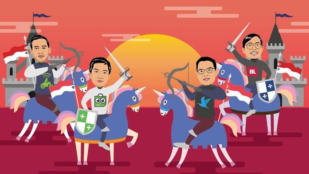 Sudah Ada Startup RI yang Mau Susul Grab Jadi Decacorn?