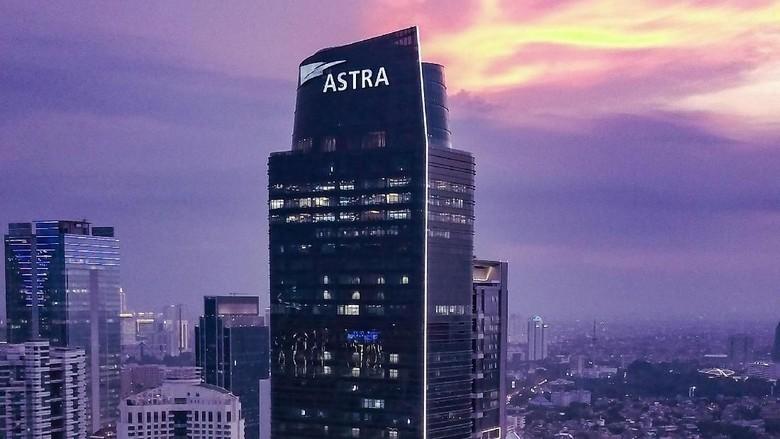 Gedung Astra Foto: Dok