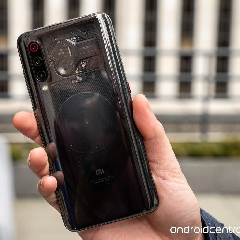 Xiaomi Mi 9 Battle Angel Usung RAM 12 GB