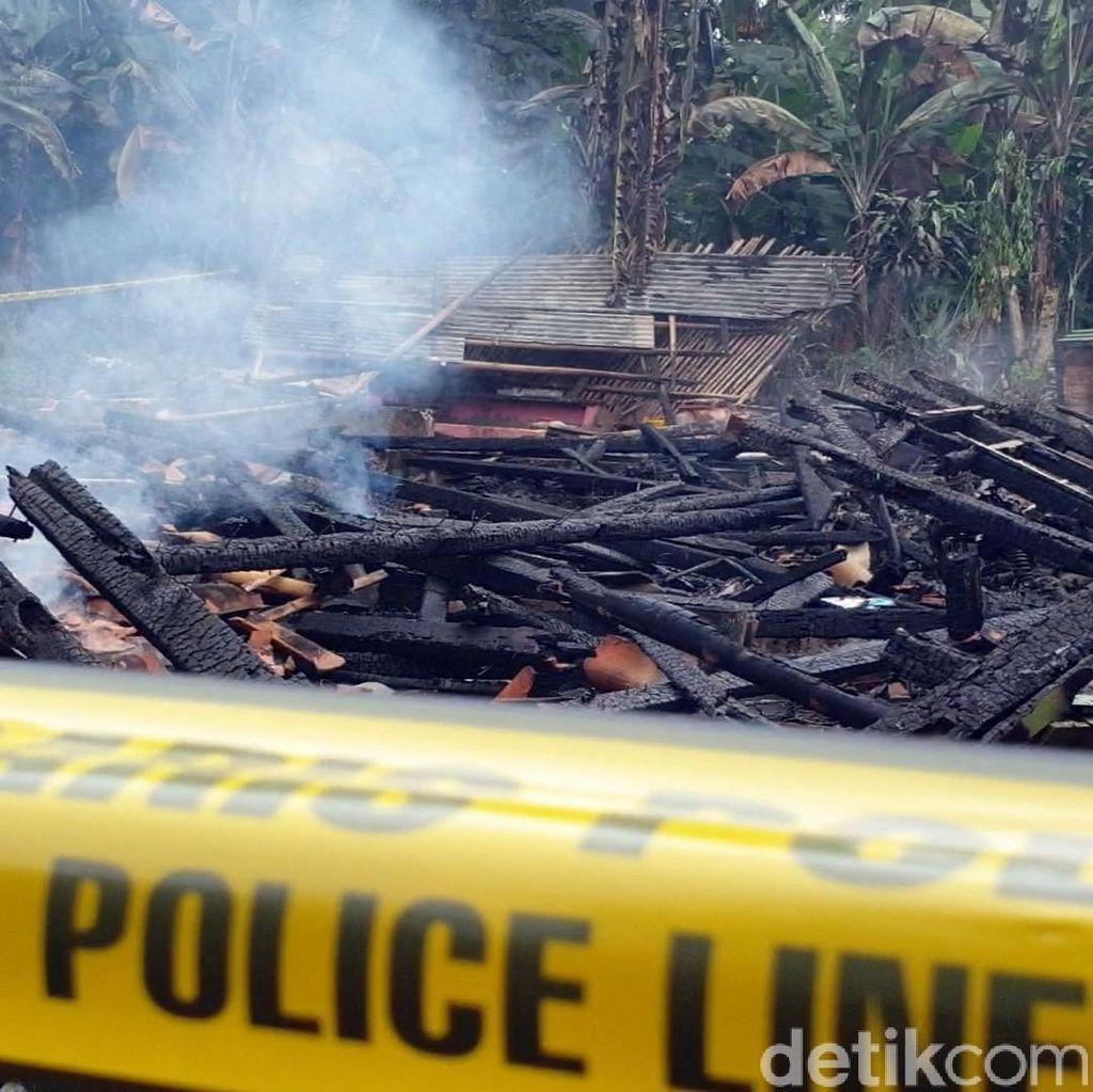 Sekeluarga Tewas di Sukabumi, Utang Jadi Motif Bakar Diri Jamaludin