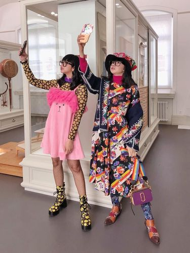 Museum di Swiss Ini Tampilkan Patung Lilin Fashion Blogger Indonesia