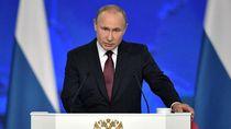 Putin: Kita Akan Targetkan AS Jika Mereka Kerahkan Rudal di Eropa