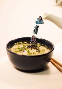 Seandainya Jadi Sup, Ariana Grande Pilih Jadi Sup Miso
