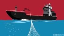 Aksi Maling Ikan Andrey Dolgov Berakhir di Laut RI