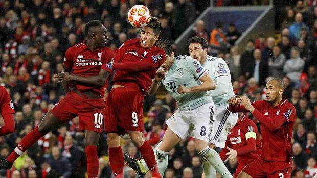 Rumah Sadio Mane dibobol maling saat ia tampil dalam laga lawan Bayern Munchen.