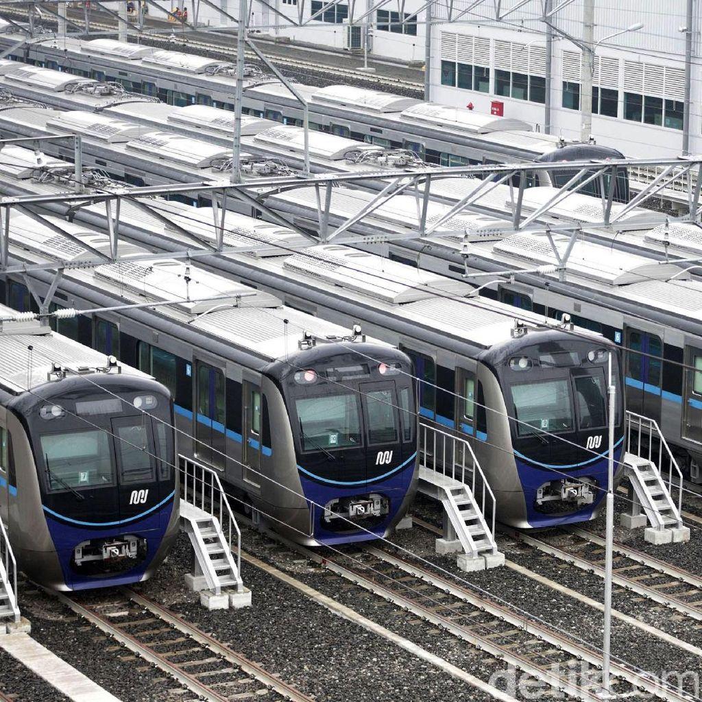 Buka 3 Rute Baru, Angkot Jak Lingko akan Terintegrasi MRT