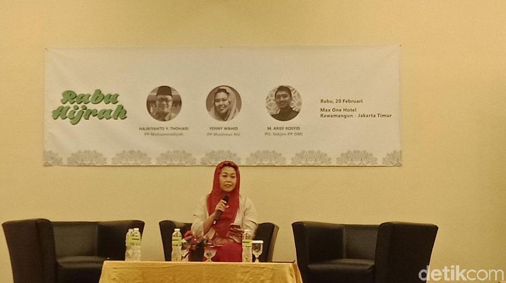 Yenny Wahid: Indonesia Sudah Hijrah dari Sistem Otoriter