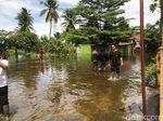 3 Wilayah Terendam Banjir, Pemkab OKI Sumsel Tetapkan Siaga Banjir