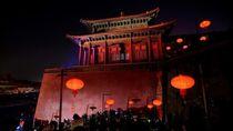 Potret Super Langka, Kota Terlarang China Pertama Dibuka dalam 94 Tahun