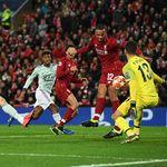 Liverpool vs Bayern Masih Tanpa Gol di Babak I