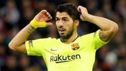 Puasa Gol Suarez di Laga Tandang Liga Champions Berlanjut