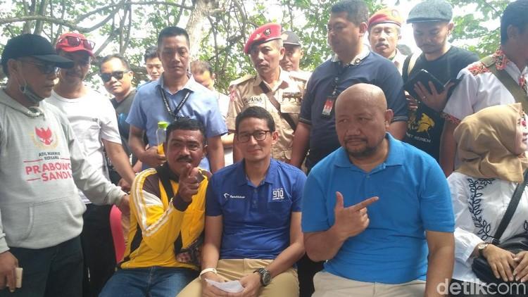 Ada Rumor Pencekalan di Jatim, Sandiaga: Hadapi Dengan Senyuman