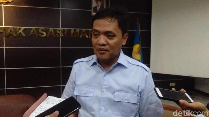 Kepala Bidang Advokasi DPP Partai Gerindra Habiburokhman.