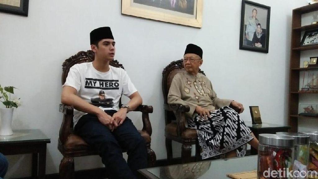 Ditanya soal Politik, Al Ghazali: Saya Netral Pak