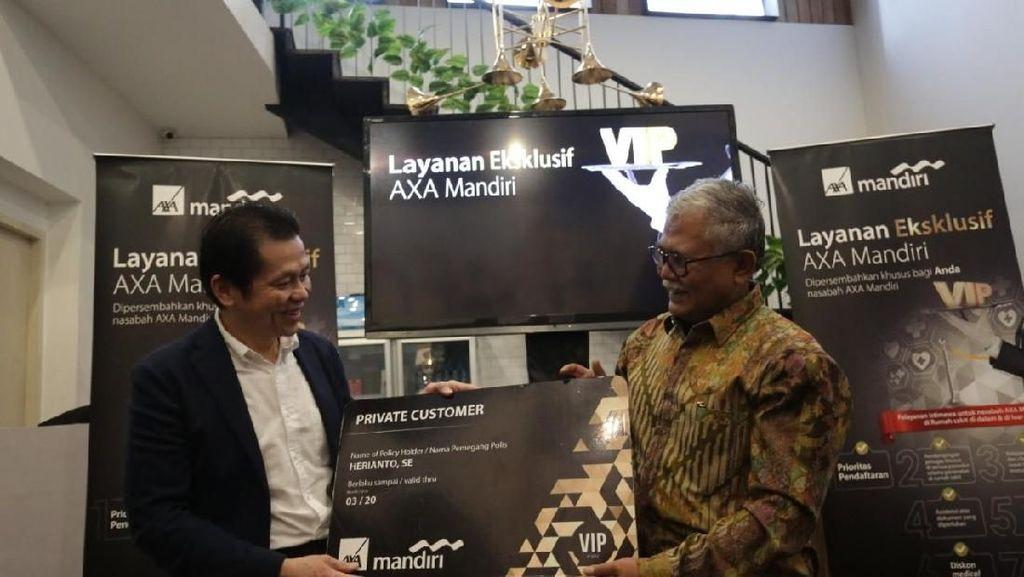 AXA Mandiri Targetkan Premi Tumbuh 10% di 2019