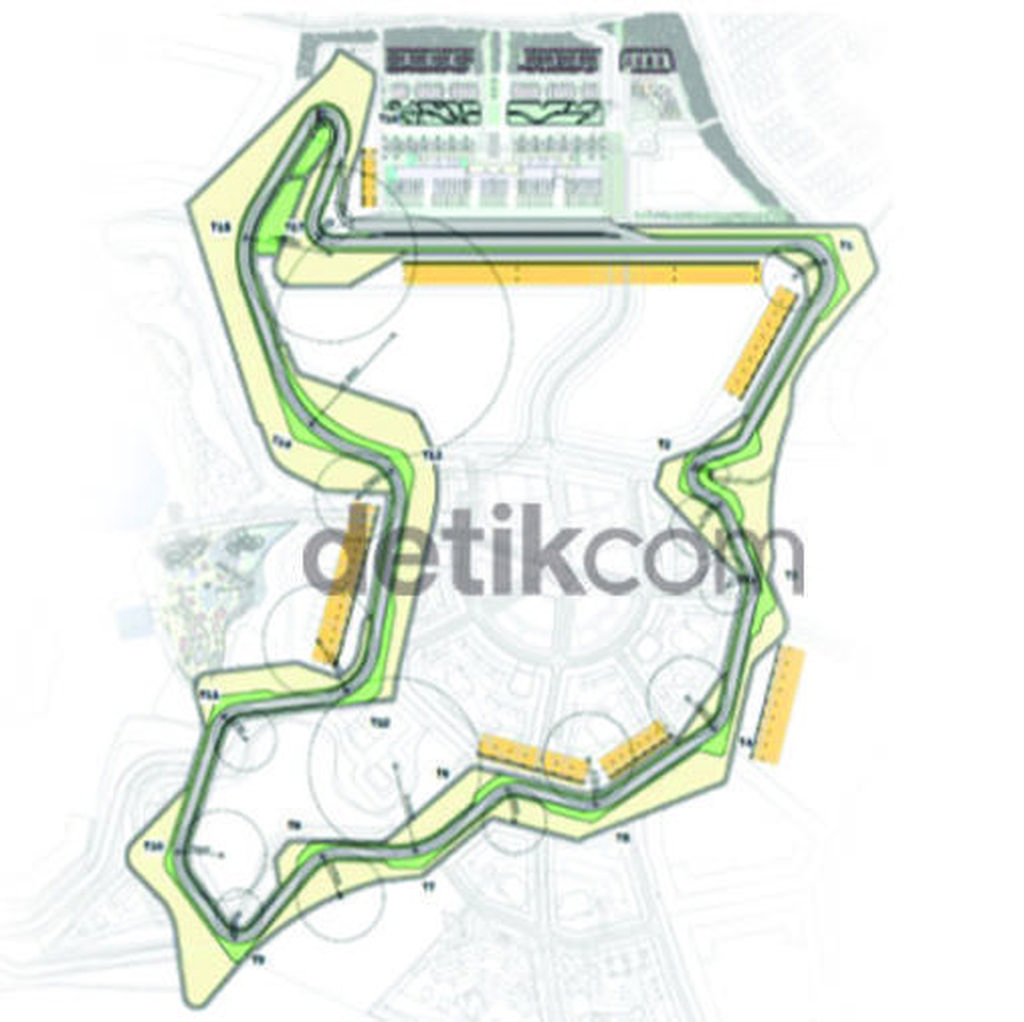 Pembangunan Sirkuit MotoGP di Mandalika Bakal Telan Dana Rp 3,6 T