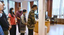 Jokowi dan Iriana Beri Semangat ke Ani agar Lekas Sembuh