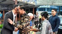 Video Jokowi Tiba di Singapura Jenguk Ani Yudhoyono