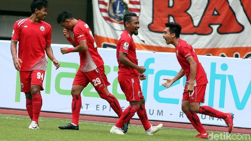 Hasil Piala Indonesia: Singkirkan Tira Persikabo, Persija ke Perempatfinal