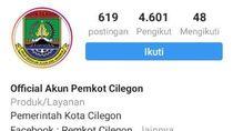Singgung Bekasi, IG Pemkot Cilegon Diserang Netizen