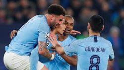 Cukup 10 Pemain untuk City Taklukkan Schalke