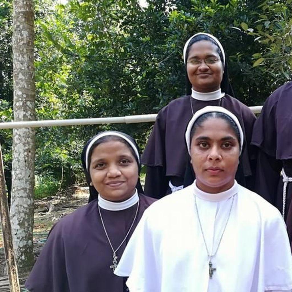 Perjuangan Biarawati Katolik Melawan Kekerasan Seksual di India