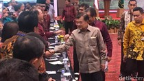 Gubernur Iri Gaji Anggota DPRD, JK: Gaji Wapres Setengah Gaji DPRD