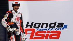 Dimas Ekky, Pebalap Moto2 yang Harumkan Nama Indonesia