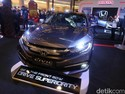 Dipermak, New Honda Civic Makin Sporty Banget