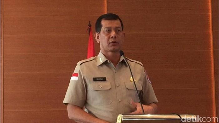 Kepala BNPB, Letjen Doni Monardo (Eva-detikcom)